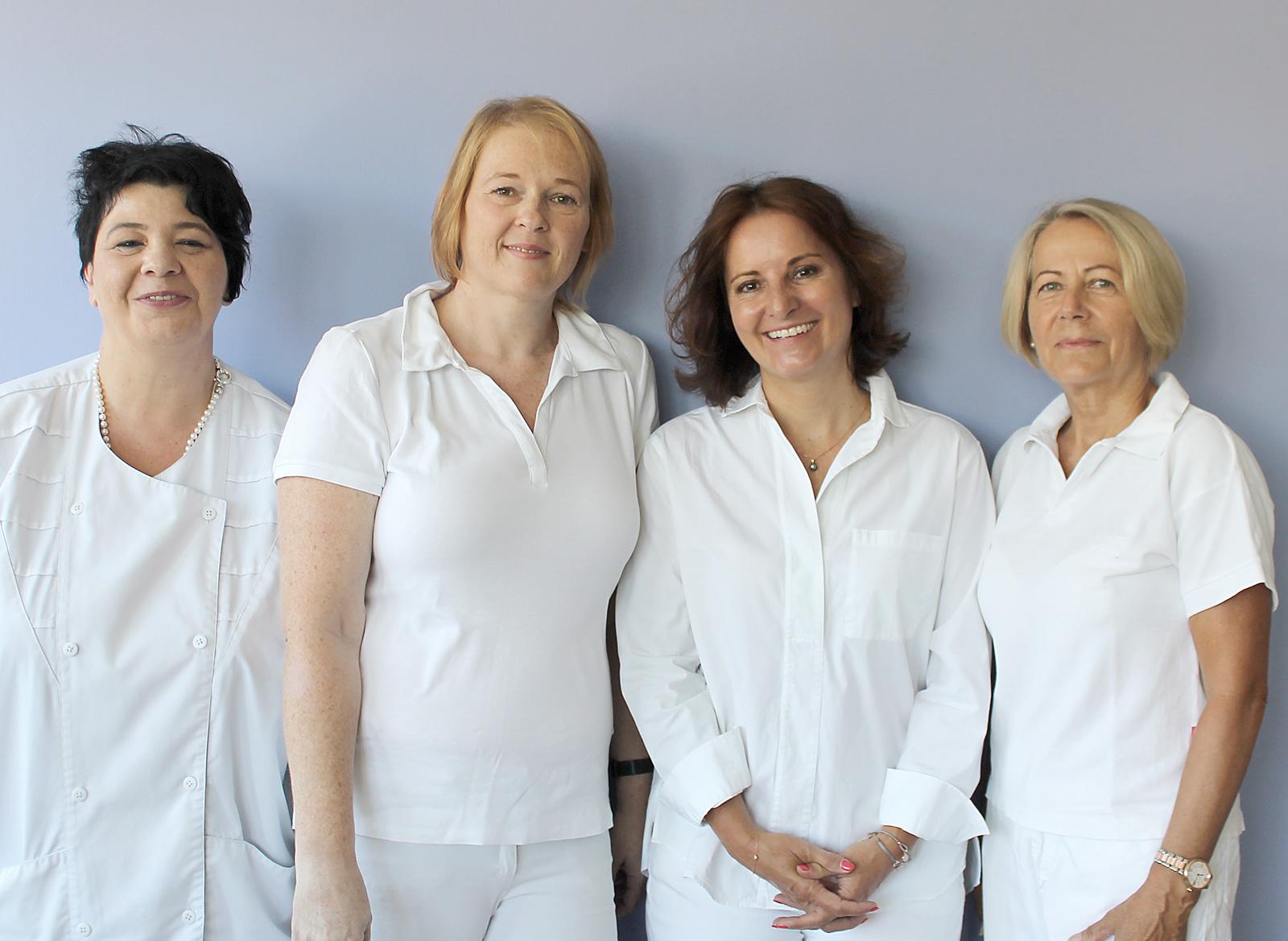 Team Lungenarztpraxis